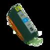 CLI-221C Cyan Compatible Canon Pixma printer Ink Cartridge W/ Chip