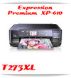 Expression Premium XP-610 Small in One Compatible Ink Cartridge