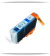 CLI-8C Cyan Compatible Canon Pixma printer Ink Cartridge W/ Chip