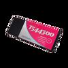 T544300 Magenta Epson Stylus Pro 4000/7600/9600 Compatible Pigment Ink Cartridge 220ml
