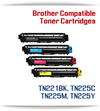 TN221, TN225 Brother Compatible High Yield Toner Cartridges