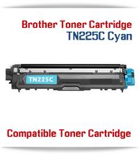TN225C Cyan Brother Compatible High Yield Toner Cartridge