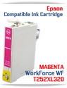 MAGENTA T252XL320 Epson WorkForce WF compatible ink cartridge