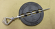 Here's a detailed look at the five inch cast iron damper