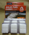 Esbit Hexamine Solid Fuel Tablets