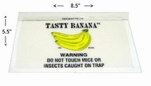 Tasty Banana Glue Board