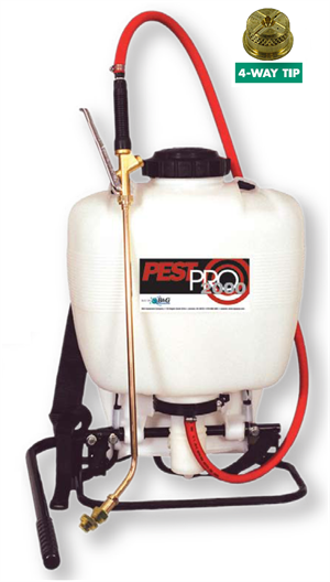 B & G Pest Pro Back Pack Sprayer
