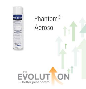 Phantom Aerosol Insecticide