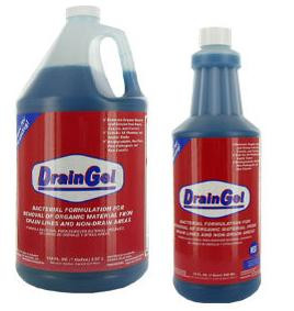 DrainGel Quart or Gallon
