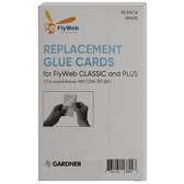 Flyweb Replacement Glue Card Refills 10 Pack