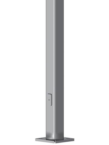 25' Tall x 5 0