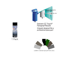 Light Pole Touch Up Paint 1 Pack