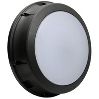 Excel Round Bulkhead Wall Pack with Open Frame