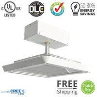 "99w 16"" Low Profile Canopy Light"