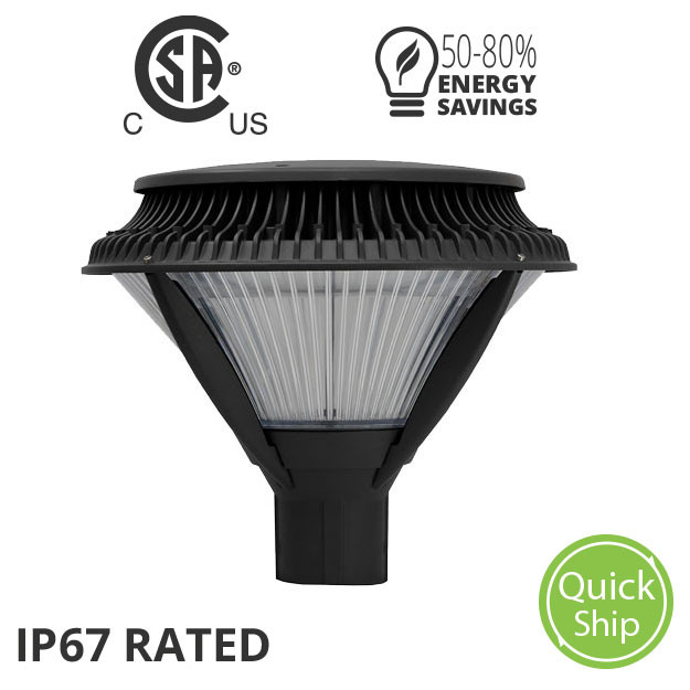Stall Trap Bay From 175 00: Post Top Light Fixture W/ Lens