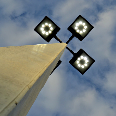LED fixtures from LightPolesPlus.com