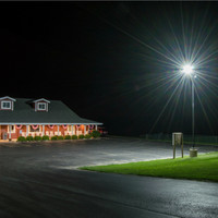 #2803: Kelley Country Creamery LED Parking Lot Lighting - HID Replacement