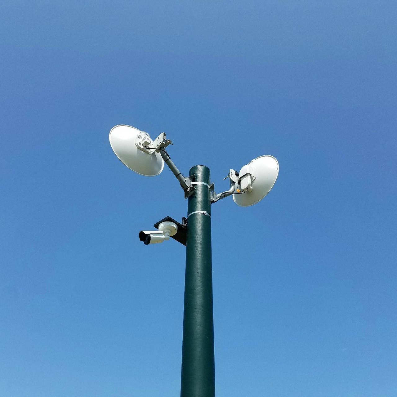 Light Poles Plus: #0842: Site Security Application