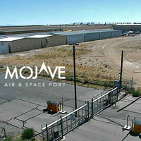 Mojave Air & Space Port uses 120w LED Shoebox light fixtures