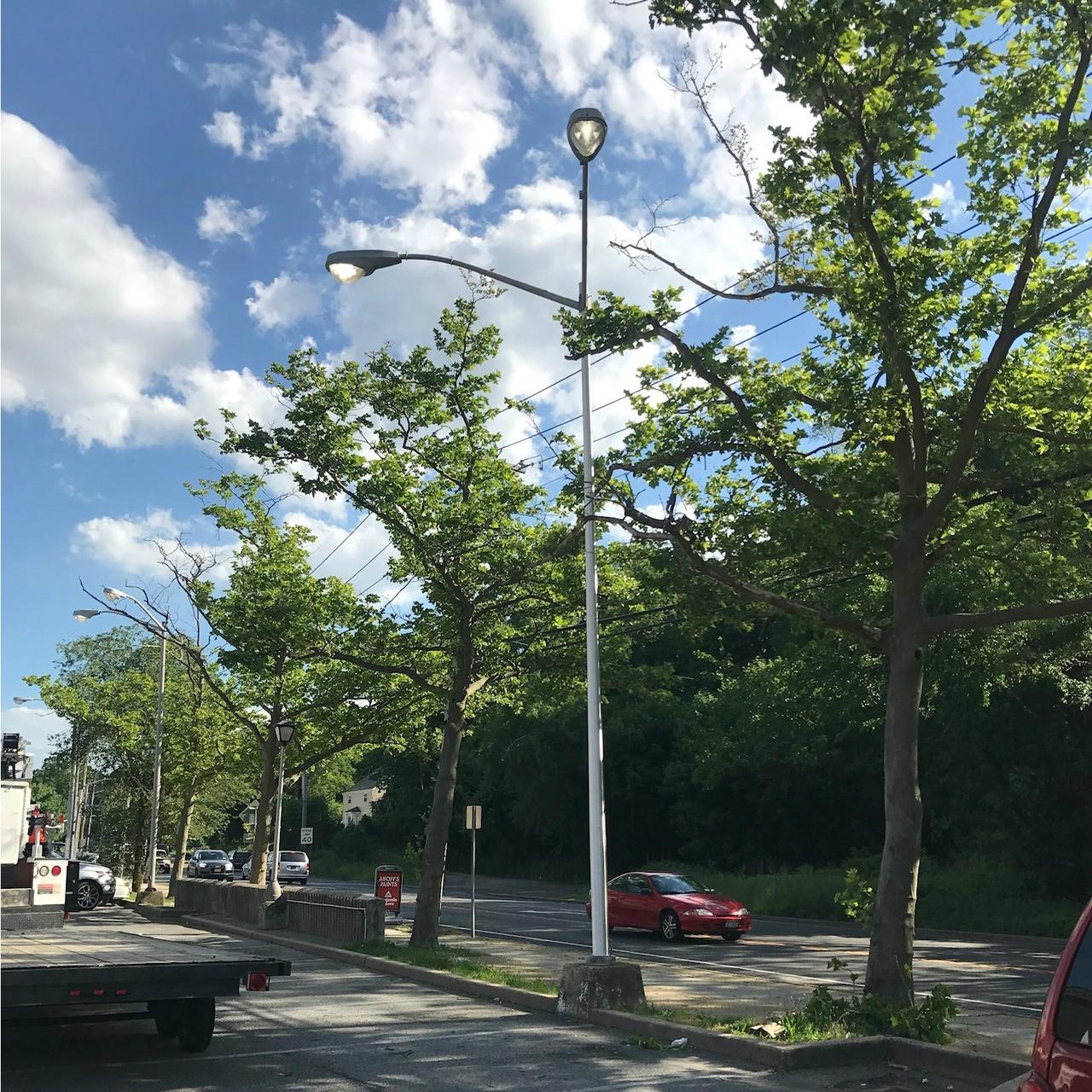 Light Poles Plus: #1585: Huntington Station, New York
