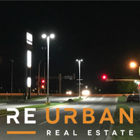 ReUrban Real Estate updates to LED Shoebox fixtures and LED Wallpacks