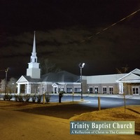 #1213: Illuminating Trinity Baptist Church Parking Lot - Complete LED Lighting Package