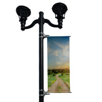 BannerSaver Light Pole Banner Arm