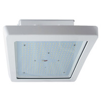 112w LED Gas Station Canopy Light Fixture
