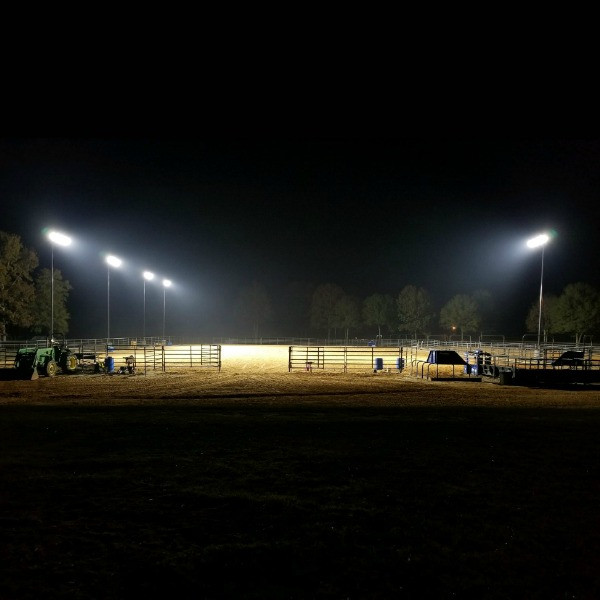#2770: Intense LED Equestrian Arena Lighting Package