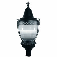 Bostonian Historic Post Top Light Fixture