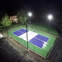 #9105: Residential LED Pickleball Court Lighting Project in Oregon