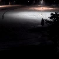 LED Area light fixtures for parking lot application