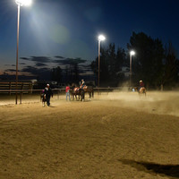 LED Lighting for Equestrian arena in Colorado
