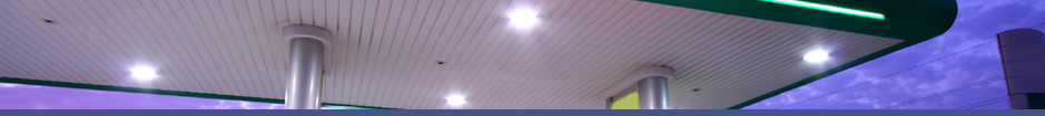 LED Canopy Light Fixtures