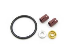 Piston Seal UHMW-PE Replacement Kit, LDC/Milton Roy Analytical / TSP SpectraSystem 3200 Constametric