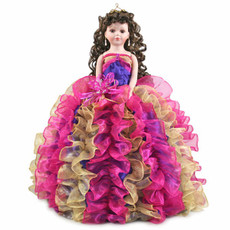 Quinceanera Doll, 26 inches QD2010