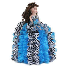 "Quinceanera Doll, 26""  Tall # BIQD2033"
