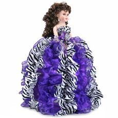 "Quinceanera Doll, 26""  Tall # BIQD2034"