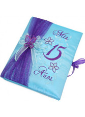 Quinceanera Guest Book, Photo Album BIQS3033GP
