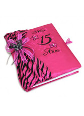 Quinceanera Guest Book, Photo Album BIQS3014GP