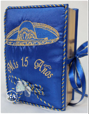 Quinceanera Bible AK-278B