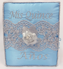Quinceanera Guest Book, Photo Album AK-KC327A