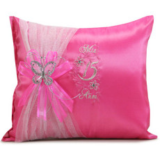 Quinceanera Pillows, Kneeling, Tiara Pillow or Set  BIQS3076P