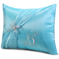 Quinceanera Pillows, Kneeling, Tiara Pillow or Set BIQS3078P