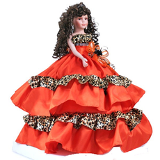"Quinceanera Doll, 22""  Tall # BIQD2037"