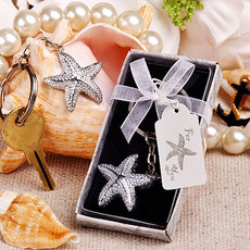 Brilliant starfish key chain (as low as $ 1.79)