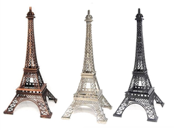 "15"" Eiffel Tower Paris, many colors"
