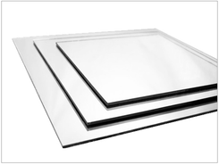 "12"" Square Mirrors, set of 12"