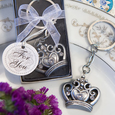 Tiara design Key chain Favor (as low as $ 1.35 )