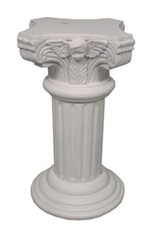 "5"" Poliresin Pillar"